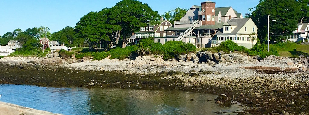 8th Maine Museum and Lodge on Peaks Island