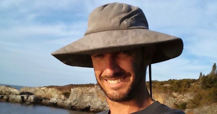 portrait of guide wearing sunhat