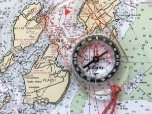 Chart and Compass