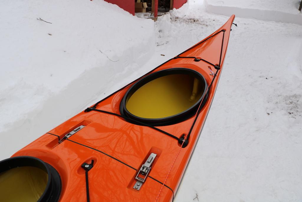 NDK Explorer 3-pc rear oval hatch