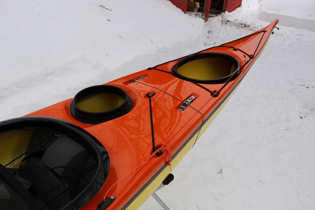 NDK Explorer 3-pc rear deck