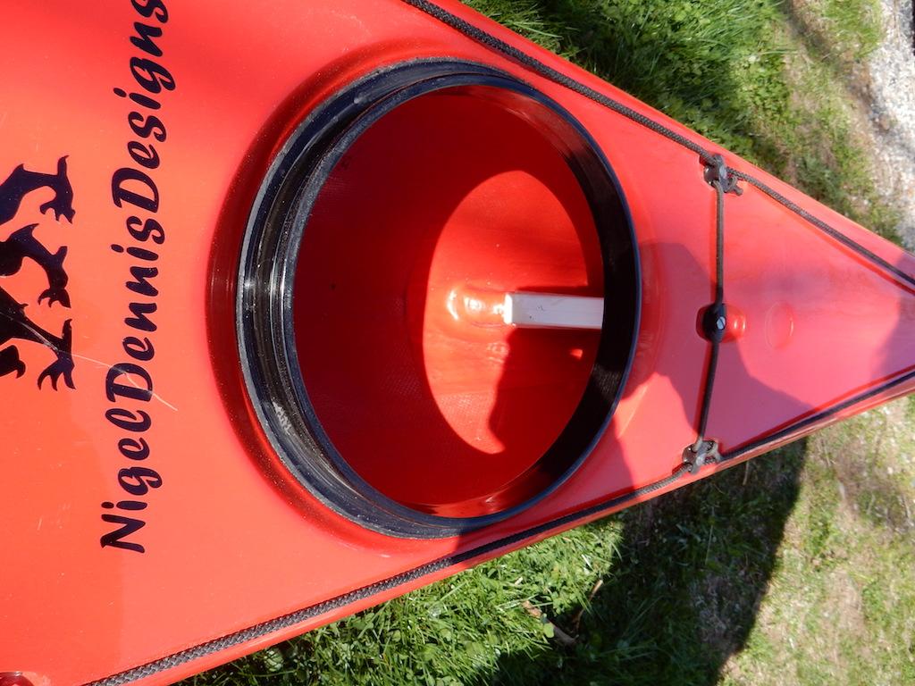 Romany LV rear hatch