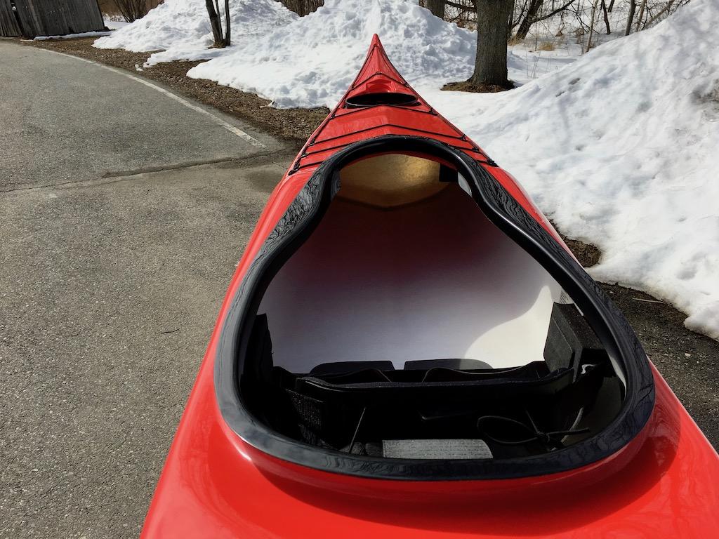 Romany Surf r:w:blk cockpit