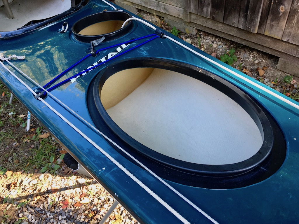 Valley Pintail rear oval hatch