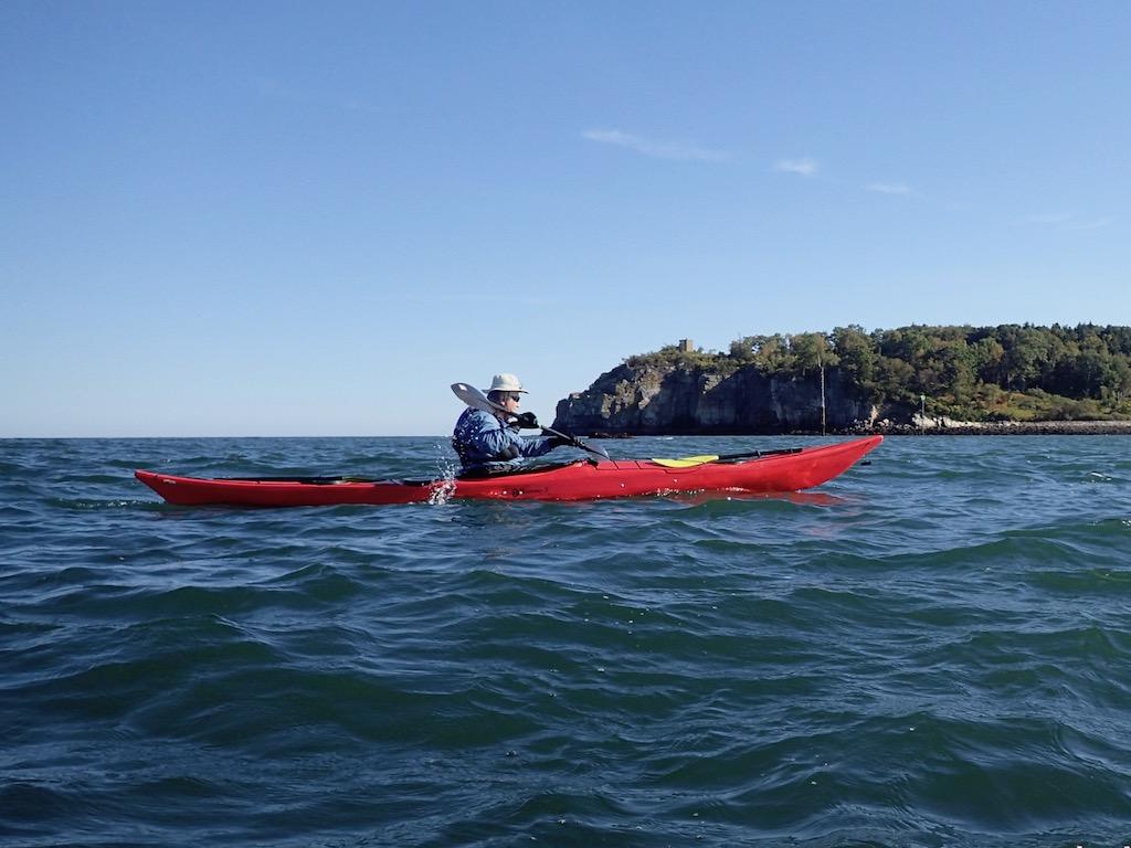 Nigel Dennis Kayaks Sport