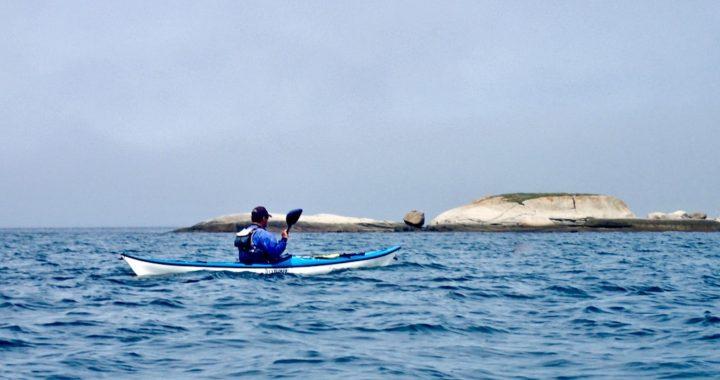 Nigel Dennis Kayaks Explorer