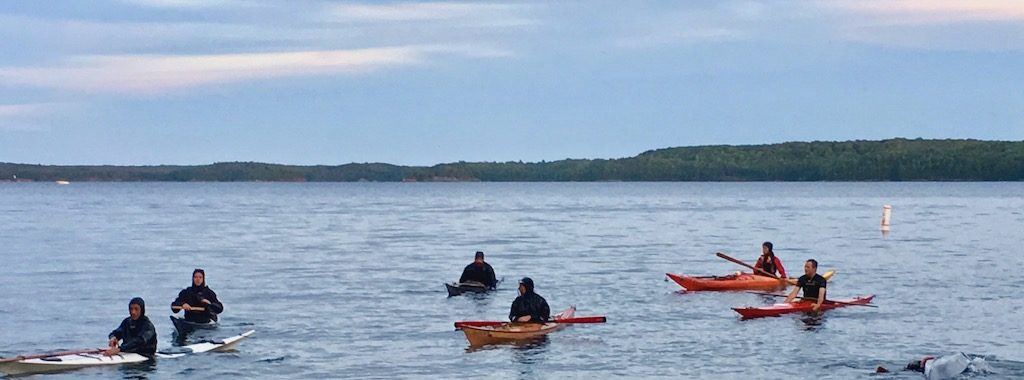 Maine Greenland Kayak Festival