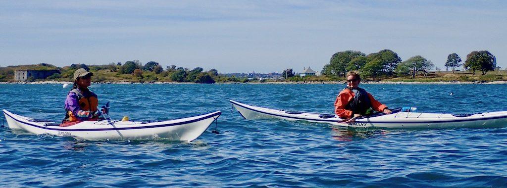 MIKCo Women's Sea Kayak Course