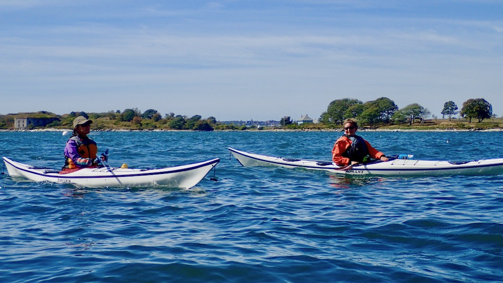 MIKCo Women's Sea Kayak Course