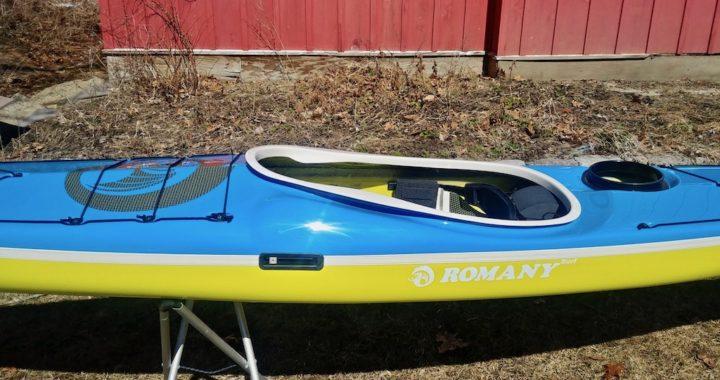 NDK Romany Surf 5050