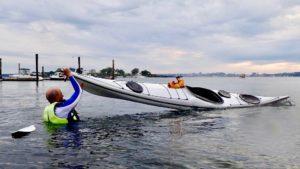 Kayak Self-Rescue