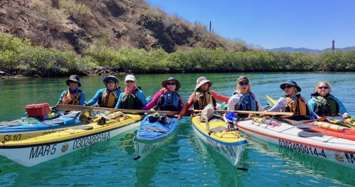Loreto Islands Women's Adventure