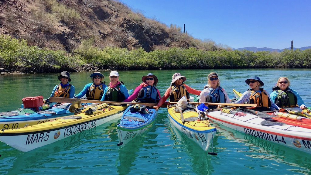 Loreto Islands Women's Adventure