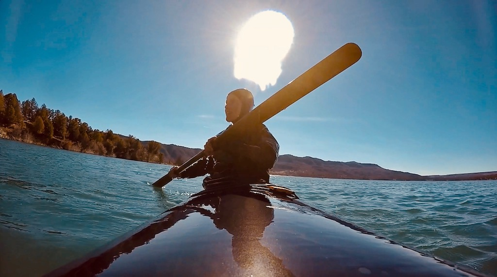 Greenland Kayaker