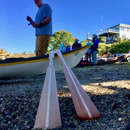 Paddles Ready
