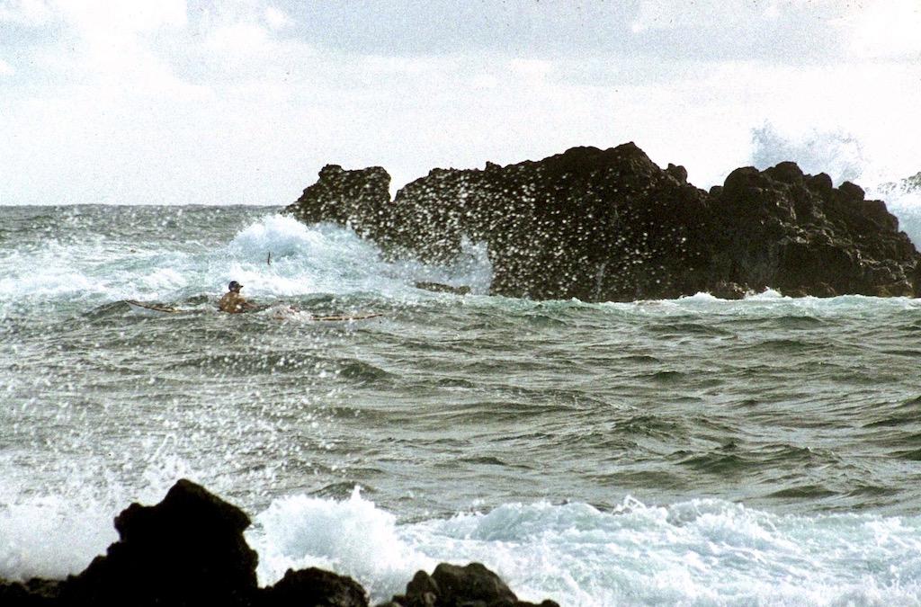 Lava shores