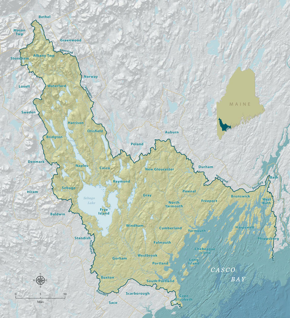 Casco Bay Watershed